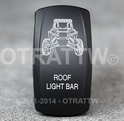 Otrattw switch wrocker contura v upper independent contura v rzr roof light bar upper led independent mozeypictures Image collections