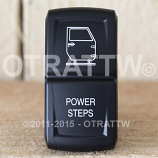 CONTURA XIV, JEEP JK POWER STEPS, LOWER LED INDEPENDENT