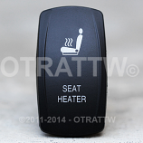 CONTURA V, SEAT HEATER, UPPER DEPENDENT LED ONLY