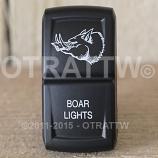 CONTURA XIV, BOAR LIGHTS, ROCKER ONLY