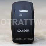 CONTURA V, DEPTH SOUNDER, ROCKER ONLY