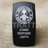 CONTURA V, ZOMBIE RESPONSE LIGHTS, UPPER LED INDEPENDENT