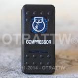 CONTURA II, COMPRESSOR, BLUE LENS, ROCKER ONLY
