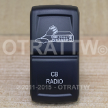 CONTURA XIV, CB RADIO, ROCKER ONLY