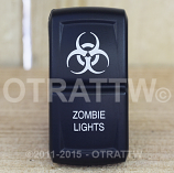CONTURA XIV, ZOMBIE LIGHTS, UPPER LED INDEPENDENT