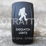 CONTURA V, SASQUATCH LIGHTS, ROCKER ONLY