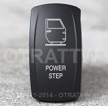 CONTURA V, JEEP JK POWER STEPS, LOWER LED INDEPENDENT
