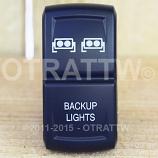 CONTURA XIV, BACKUP LED LIGHTS, LOWER LED INDEPENDENT