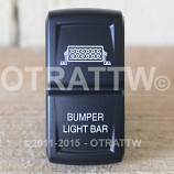 CONTURA XIV, LED BUMPER LIGHT BAR, LOWER LED INDEPENDENT
