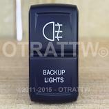 CONTURA XIV, BACKUP LIGHTS, UPPER DEPENDENT LED ONLY