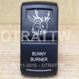 CONTURA XIV, BUNNY BURNERS, ROCKER ONLY