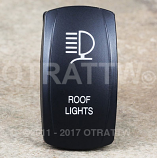 CONTURA V, ROOF LIGHTS, UPPER DEPENDENT LED ONLY