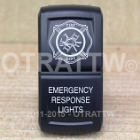 CONTURA XIV, EMERGENCY RESPONSE LIGHTS, LOWER LED INDEPENDENT