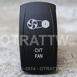 CONTURA V, CVT FAN, ROCKER ONLY