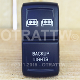 CONTURA XIV, BACKUP LED LIGHTS, ROCKER ONLY