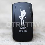 CONTURA V, WHIP LIGHTS, UPPER DEPENDENT LED ONLY