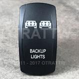 CONTURA V, BACKUP LED LIGHTS, ROCKER ONLY