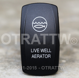 CONTURA V, LIVE WELL AERATOR, UPPER DEPENDENT LED ONLY