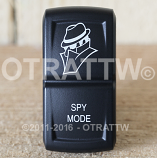 CONTURA XIV, SPY MODE, UPPER LED INDEPENDENT