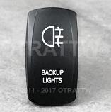 CONTURA V, BACKUP LIGHTS, ROCKER ONLY