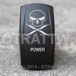 CONTURA V, POWER, LOWER LED INDEPENDENT