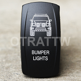 CONTURA V, JEEP GRAND CHEROKEE BUMPER LIGHTS, LOWER LED INDEPENDENT