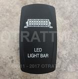 CONTURA V, LED LIGHT BAR, UPPER DEPENDENT LED ONLY