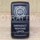 CONTURA XIV, EMERGENCY RESPONSE LIGHTS, ROCKER ONLY