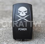 CONTURA V, POWER, UPPER LED INDEPENDENT