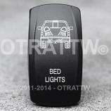 CONTURA V, FORD F-150 BED LIGHTS, LOWER LED INDEPENDENT