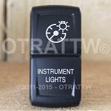 CONTURA XIV, INSTRUMENT LIGHTS, LOWER LED INDEPENDENT