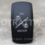 CONTURA V, NAV ANCHOR, ROCKER ONLY